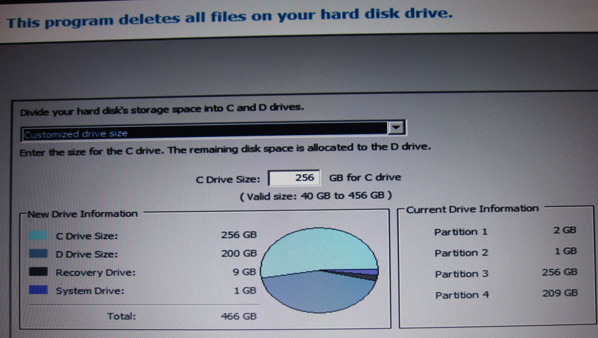 Recover files formatted hard drive free
