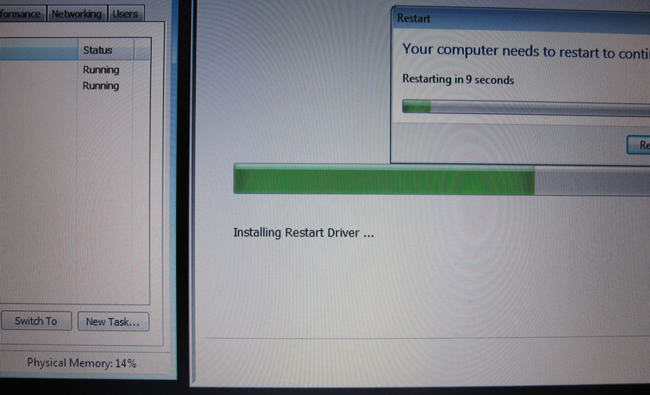 how to install drivers on windows 7 after clean install
