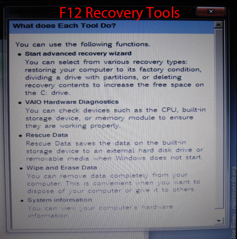 Recover deleted files from harddrive
